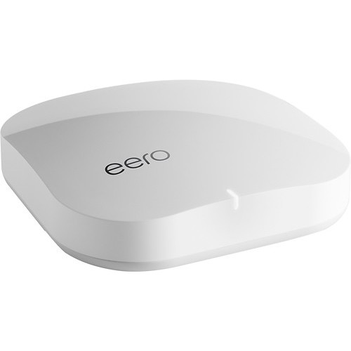 eero - AC Whole Home Wi-Fi System (3-pack) - White