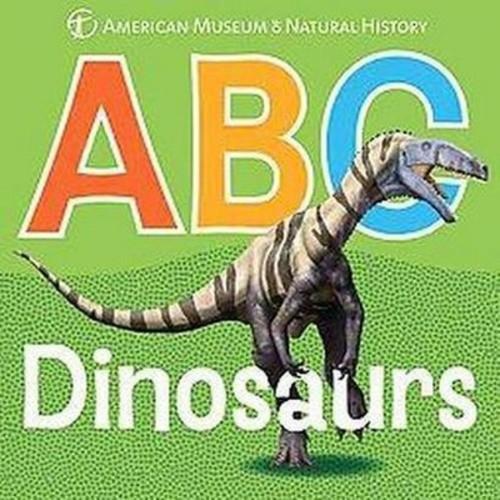 ABC Dinosaurs (Hardcover) (Scott Hartman)