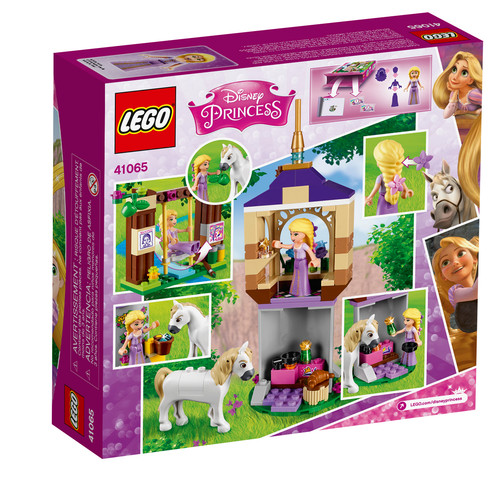 LEGO Disney Princess Rapunzel's Best Day Ever #41065