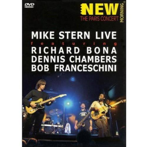 Stern, Mike - Paris Concert