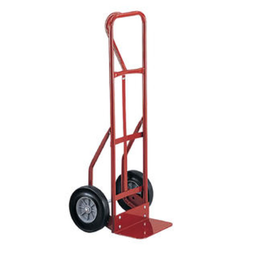 Safco Office Folding Wheeled Luggage Storage Heavy-Duty Loop Handle Hand Truck Cart