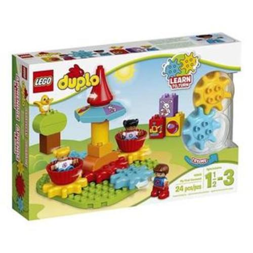 LEGO DUPLO My First Carousel Building Blocks Set