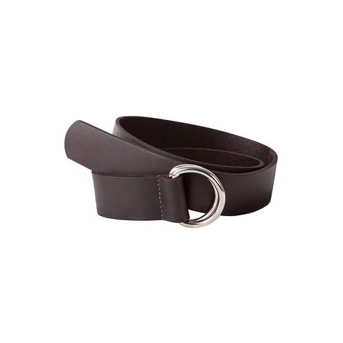 Mountain Khakis Leather D-Ring Belt - Men's