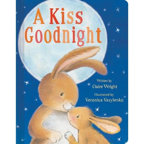 A Kiss Goodnight Board Book