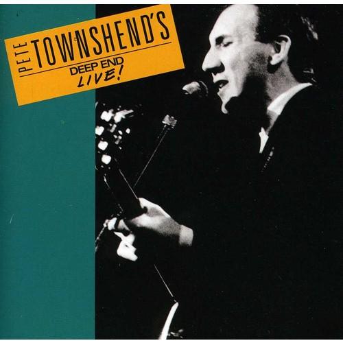 Pete Townshend's Deep End Live! [Bonus Tracks] [CD]