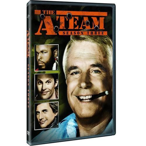 The A-Team: Season Three [6 Discs] [DVD]