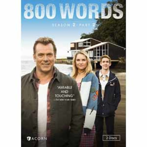 800 Words: Season 2 Part 2 [DVD]