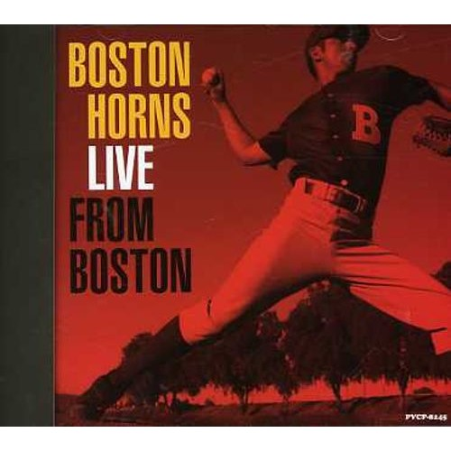Live from Boston [CD]