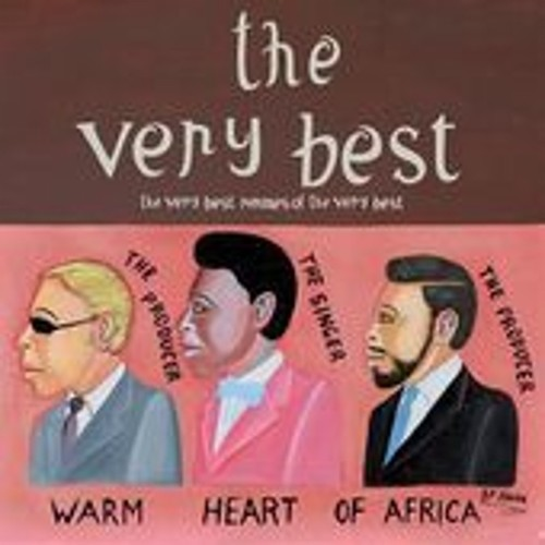 The Very Best Remixes of the Very Best [CD]