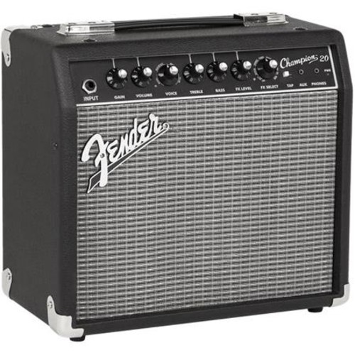 Fender Champion 20 Guitar Amplifier with 8