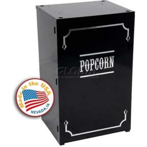 Paragon Premium Antique Popcorn Machine Stand in Black (PRGI135)
