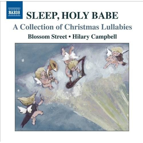 Sleep Holy Babe: Collection Of Christmas Lullabies - CD