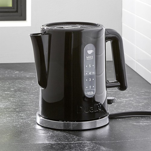 Dualit Studio Black Electric Kettle