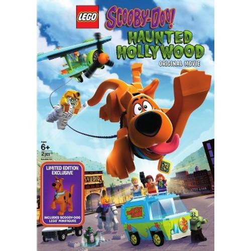 LEGO Scooby-Doo Haunted Hollywood Blu-Ray Combo Pack (Blu-Ray/DVD/Digital HD)