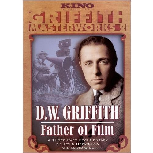 D.W. Griffith: Father of Film [DVD] [1993]