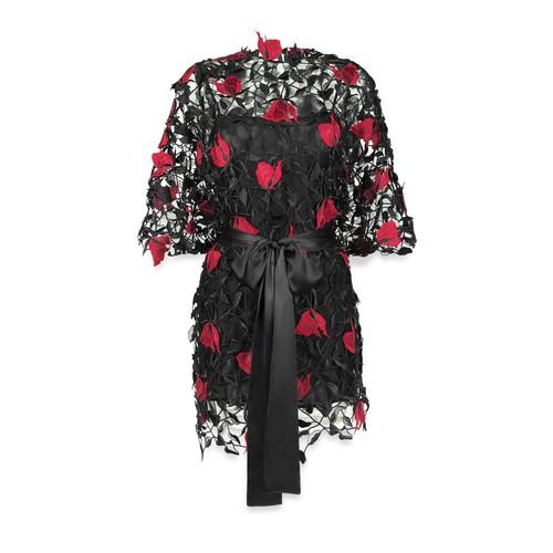 CHRISTOPHER KANE Enchanted Rose Dress