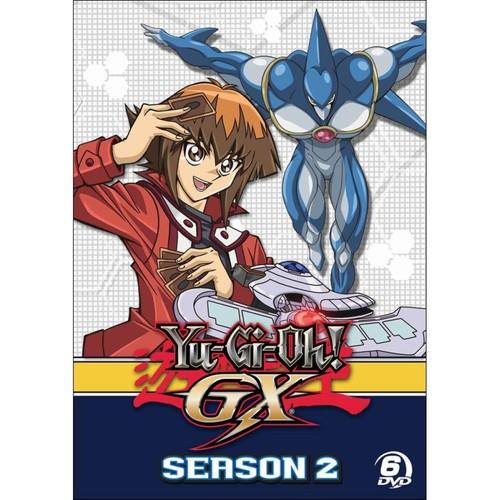 Yu-Gi-Oh! GX: Season 2 [6 Discs] [DVD]