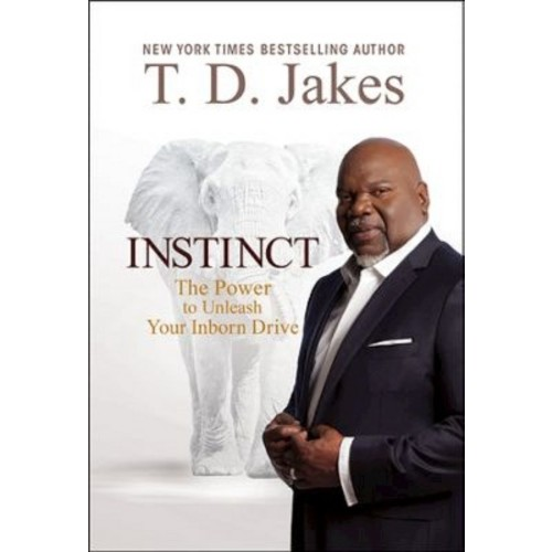 Instinct (Hardcover) by T. D. Jakes