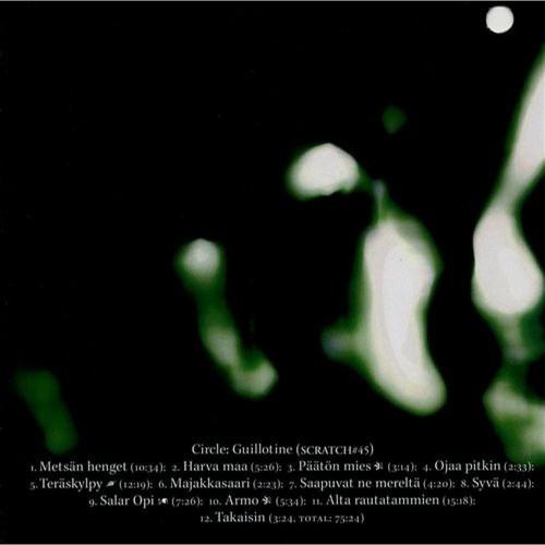 Guillotine [CD]