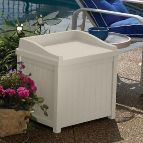 Suncast Resin Storage Bench