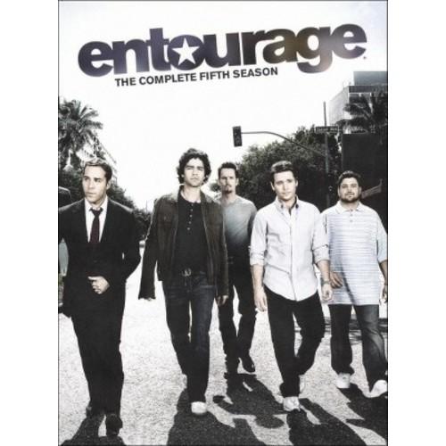 Entourage: The Complete Fifth Season (3 Discs) (dvd_video)