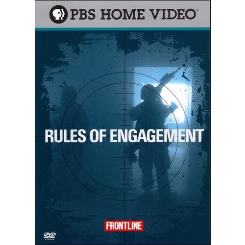 Frontline: Rules of Engagement [DVD] [2008]