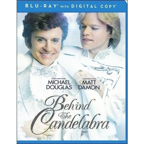 Behind the Candelabra [Blu-ray]