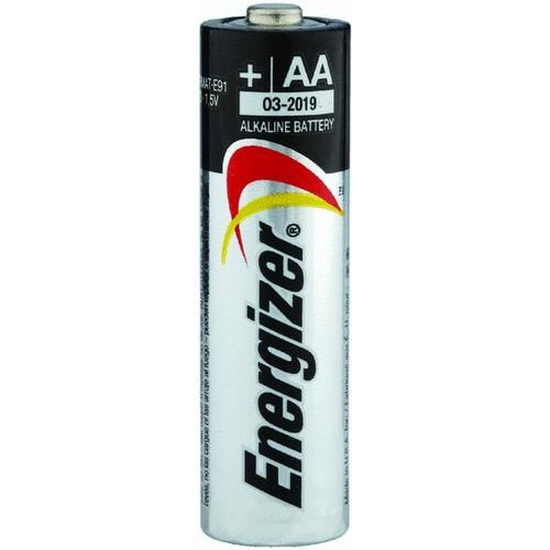 Energizer Max AA Alkaline Battery - E91BP-4