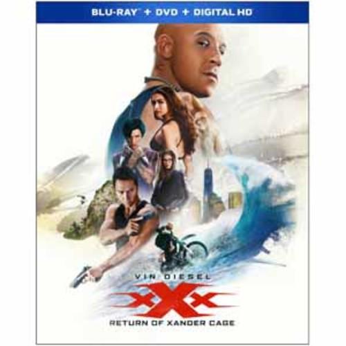 xXx: Return of Xander Cage [Blu-Ray] [Digital HD]