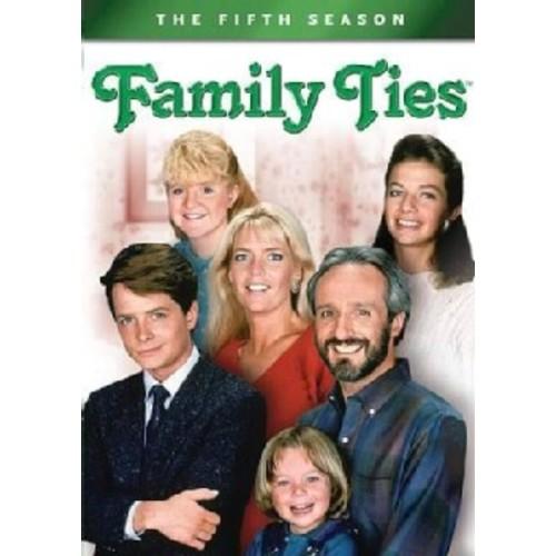 Family Ties: The Seventh Season [4 Discs]