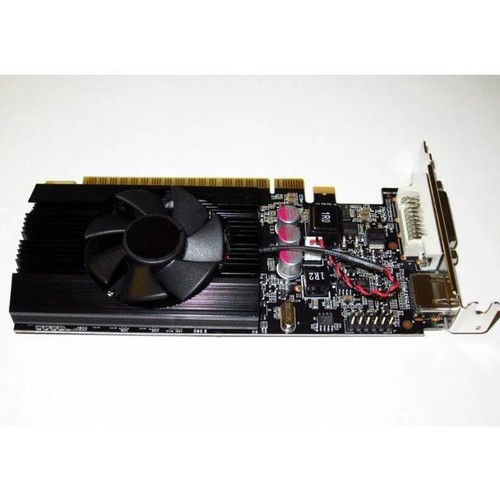2GB for Dell OptiPlex 780 790 960 980 990 SFF DT Half Height Low Profile Video Card