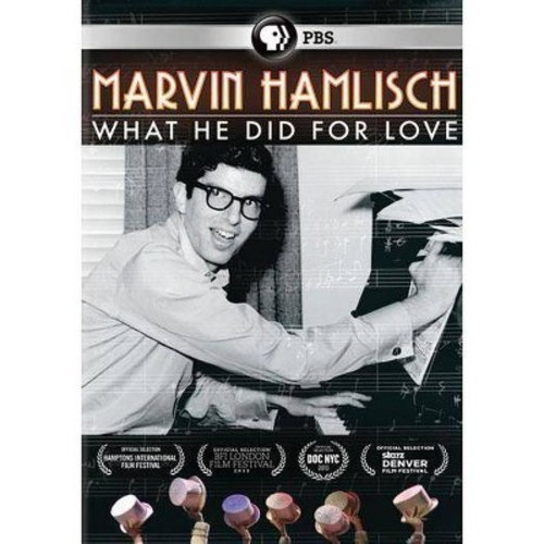 American masters:Marvin hamlisch what (DVD)