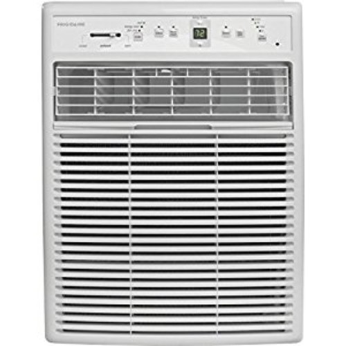Frigidaire FFRS1022R1 10000 BTU 115-volt Slider/Casement Room Air Conditioner with Full-Function Remote Control [White]