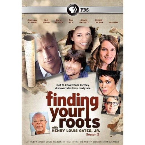 Finding Your Roots with Henry Louis Gates, Jr.: Season 2 [3 Discs]