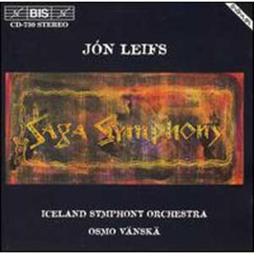 Jn Leifs: Saga Symphony By Osmo Vnsk (Audio CD)