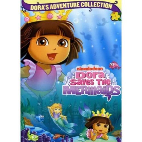 Dora the Explorer - Dora Saves the Mermaid [DVD]