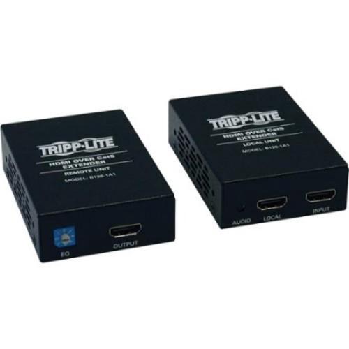 Tripp Lite HDMI Over Cat5/6 Active Video Extender Kit Transmitter Receiver 1080p 200'