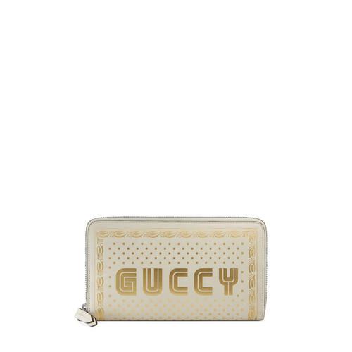 Guccy Zip Around Wallet