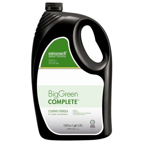 BISSELL - Big Green Complete Cleaner - Clear