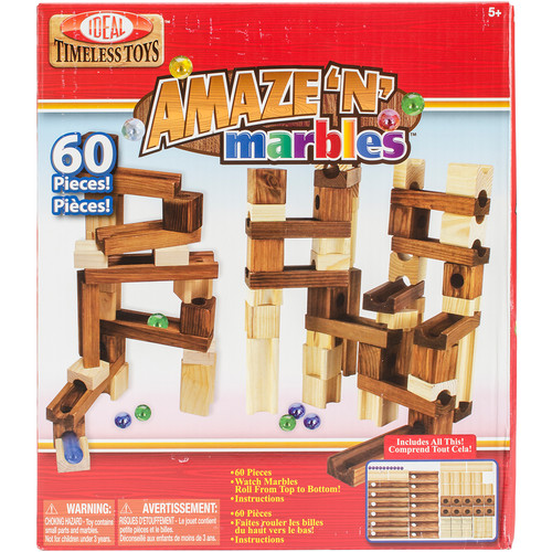 Slinky Amaze 'N' Marbles 60/Pkg-