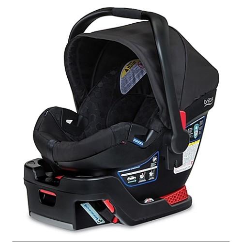 BRITAX B-Safe 35 XE Infant Car Seat in Black