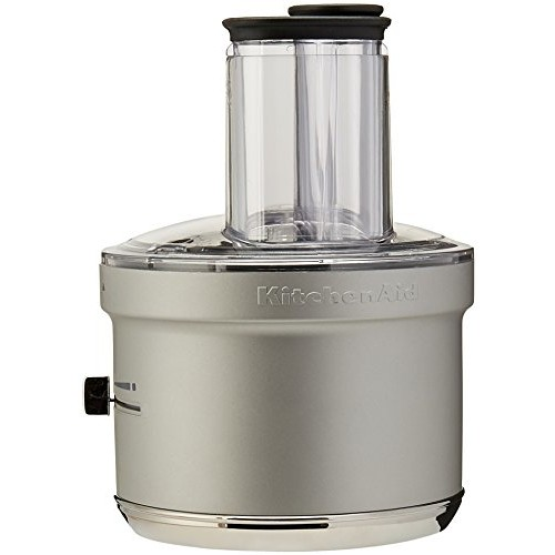 KitchenAid KSM2FPA Food Processor Attachment with Commercial Style Dicing Kit [Food Processor with Dicing Kit]