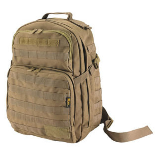 US Peacekeeper Sentinel Backpack - Tan SKU: P40325