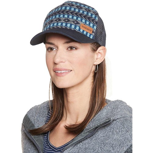 Toad & Co Women's Fairisle Trucker