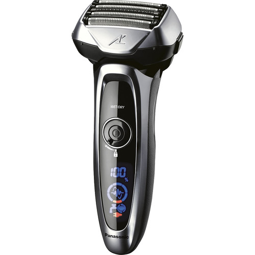 Panasonic - Arc5 Wet/Dry Electric Shaver - Silver