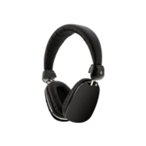 iLive iAHP46B Wireless Bluetooth Headphones_ Black