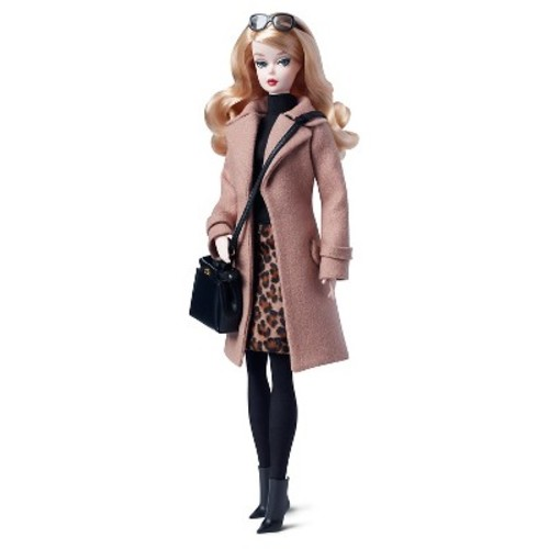 Barbie Collector BFMC Classic Camel Coat Doll