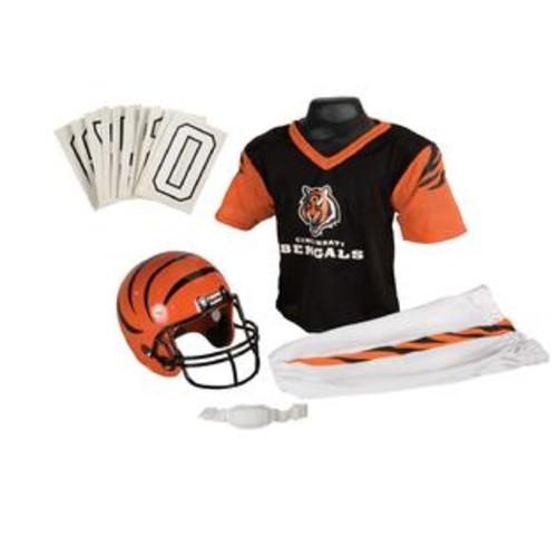 Franklin Sports 15701F16P1Z NFL BENGALS Medium Uniform Set