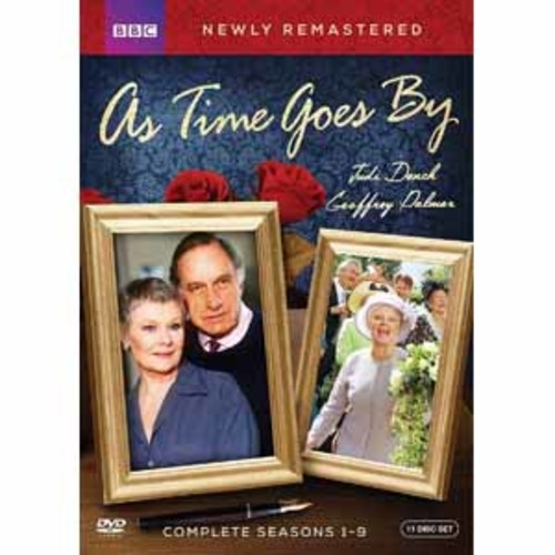 As Time Goes By: Complete Seasons 1-9 (Remastered) [DVD]