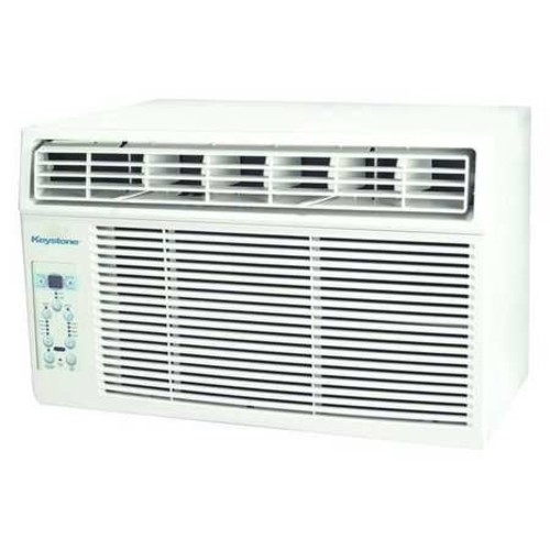 Keystone KSTAW10B Energy Efficient 10,000-BTU 115V Window-Mounted Air Conditioner with